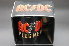 AC/DC - Plug Me In (Keramik Tasse) (ACDCMUG04)