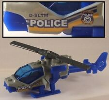 MATCHBOX MB#880 Mission Helicopter - POLICE, 2017 issue (LOOSE / MINT)