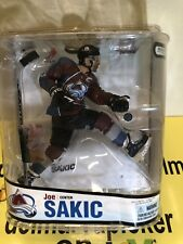 Joe Sakic Colorado Avalanches NHL McFarlane Variant Action Figure NIB NHL 18