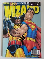 WIZARD Comics Magazine #85 August 1998 ORIGINAL KEVIN MAGUIRE COVER ART! POSTER!