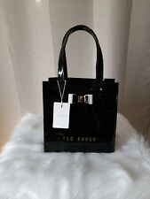 Ted Baker Silcon Soft Black Small Icon Bag. New with Tags. RRP £30