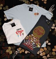 Chupa Chups X UNIQLO Graphic Men's T Shirts UT The Brands Free Shipping S,M,X,XL