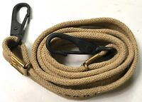 WWII BRITISH ENFIELD BEN MG CANVAS CARRY SLING