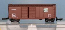 Micro Trains 14815, Spur Z, GTW 40´ Std. Boxcar, für Märklin Miniclub