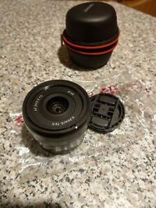 Vends Samyang AF 24mm f/2.8 FE Objectif pour Sony E - Comme neuf avec son étui