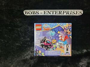 LEGO Lashina Tank #41233 - Sealed Box - DC Super Hero Girls - 145 pcs L-24