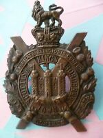 King/'s Own Scottish Borderers MOD Military Approved Army Enamel Lapel Badge