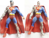 "DC Universe Classics Superheroes Cyborg Superman Figure Loose 6"""