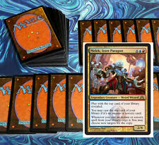 mtg MODERN BLUE RED IZZET DECK Magic the Gathering rare cards melek