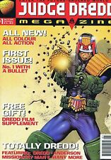 JUDGE DREDD	The Megazine	no.	1	Jul	21	1995