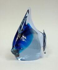 Murano Glas Fisch um 1930 Designer Arbeit Italy