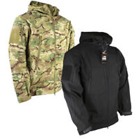 KOMBAT UK PATRIOT SOFT SHELL TACTICAL RECON SPEC OPS JACKET LAYER WATERPROOF