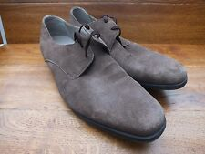 Clarks Brown Suede Casual Lace Up Shoes Size UK 10  EU 44.5