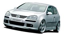 VW GOLF MKV 5 GENUINE ZENDER BODY KIT FRONT BUMPER LIP REAR DIFFUSER SIDE SKIRTS