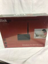NEW DLinkgo by D-Link N 150 300Mbps Wireless-N 4-Port Router