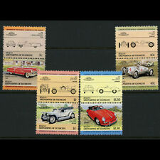 ST VINCENT Grenadines. Bequia. 1985 Cars. Mint Never Hinged. (AX111)