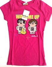 ladies ex store weenicons t shirts or pyjama tops wham choose life