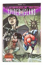 Warzones Spider-Island Secret Wars Marvel Graphic Novel Comic Book