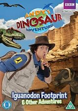 Andys Dinosaur Adventures Iguanadon Footprint DVD Region 2