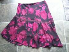 Crossroads Polyester Floral Skirts for Women