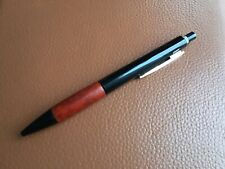 Lamy Accent Brilliant Ballpoint Pen Briarwood Grip