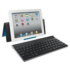 Logitech mini Bluetooth Tastatur + Reise Etui Schweiz-Deutsch QWERTZ Layout