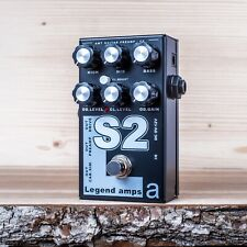 AMT Electronics S2 (Soldano) – guitar preamp (distortion/overdrive) effect pedal