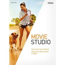 MAGIX VEGAS Movie Studio 14 Software (Download)
