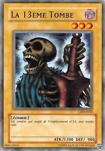 Yu-Gi-Oh - La 13ème Tombe (LDD-F010)
