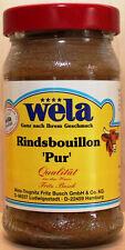 """wela - Rindsbouillon """"pur""""  27,5 Liter"""