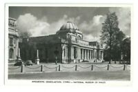 Postcard National Museum of Wales Cardiff RP Glamorgan