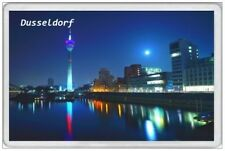 DUSSELDORF - JUMBO FRIDGE MAGNET - GERMANY GERMAN