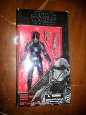 Star Wars Black Series - Rogue One - Imperial Death Trooper - 6 inch scale