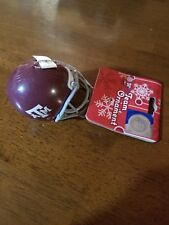 TEXAS A&M Football Helmet Ornaments, Christmas Gift for Her Him CENTERPIECE GIFT