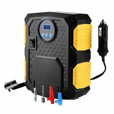 150psi 12v Digital Portable Electric Air Compressor Pump Tyre Inflator for