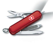VICTORINOX SIGNATURE LITE 58 MM RED 7 FUNCTIONS KNIFE KEYCHAIN 0.6226