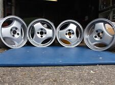 SAAB 900 CLASSIC SAAB 9000 SUPER AERO 16 INCH ALLOY WHEELS