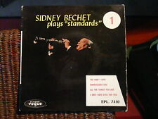 SIDNEY BECHET MARTIAL SOLAL plays standards N°1 EPL7410