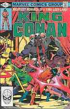 King CONAN # 12 (52 pages) (états-unis, 1982)
