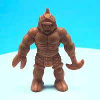M.U.S.C.L.E. Mattel muscle men wrestling action figure flesh #19 Black Killer 2