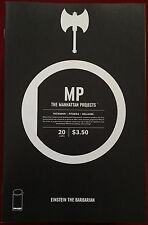Manhattan Projects (2014) #20 - First Printing - Jonathan Hickman - Image Comics