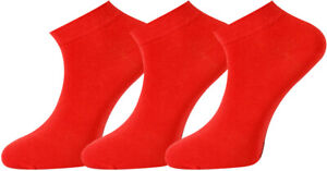 Mysocks 3 Pairs Trainer Socks Pack Combed Cotton Premium Quality Socks