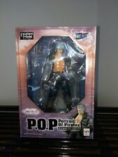 Megahouse One Piece POP Smoker 1/8 PVC Figure
