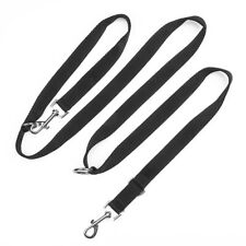 Long Dog Lead Police Style Leash Multi-Function Double Ended Obedience Training