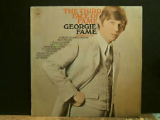 GEORGIE FAME The Third Face of fame LP UK 1st pressing Tubby Hayes etc