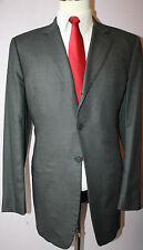 Giorgio Armani Classico Gray Cashmere Silk Three Button Sport Coat 46 L Jacket