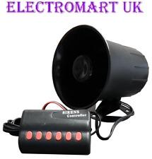 12 V 12 V 6 Tone Voiture Sirène sondeur d'Urgence Avertissement Alarme Loud 120BD