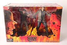 Neca Freddy Vs Jason Deluxe Box Set - Friday 13th / Nightmare on Elm St