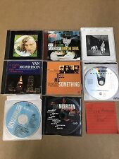 8 Van Morrison Cds CD Set Moondance Pay the Devil Astral Weeks Tell Me Something