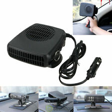Portable 12 Volt Car Heater Heating Electric Travel Defroster Auto Vehicle FanBN